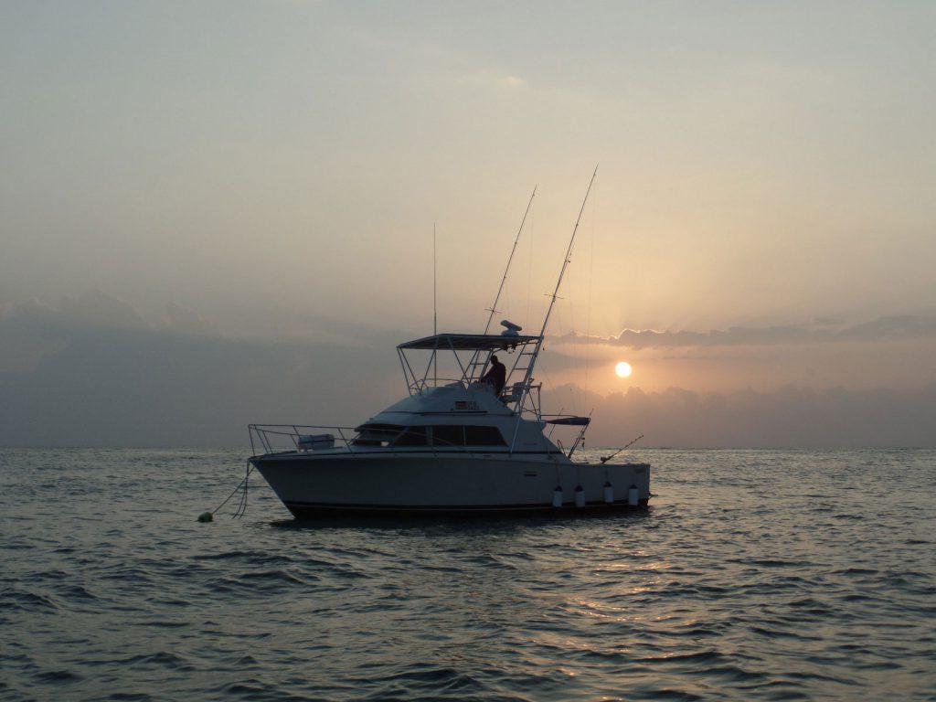 Night Fishing Trip Diani