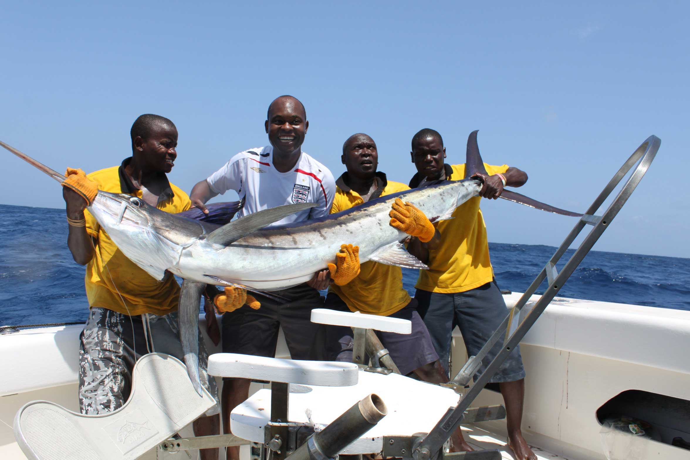 fish catch in kenya