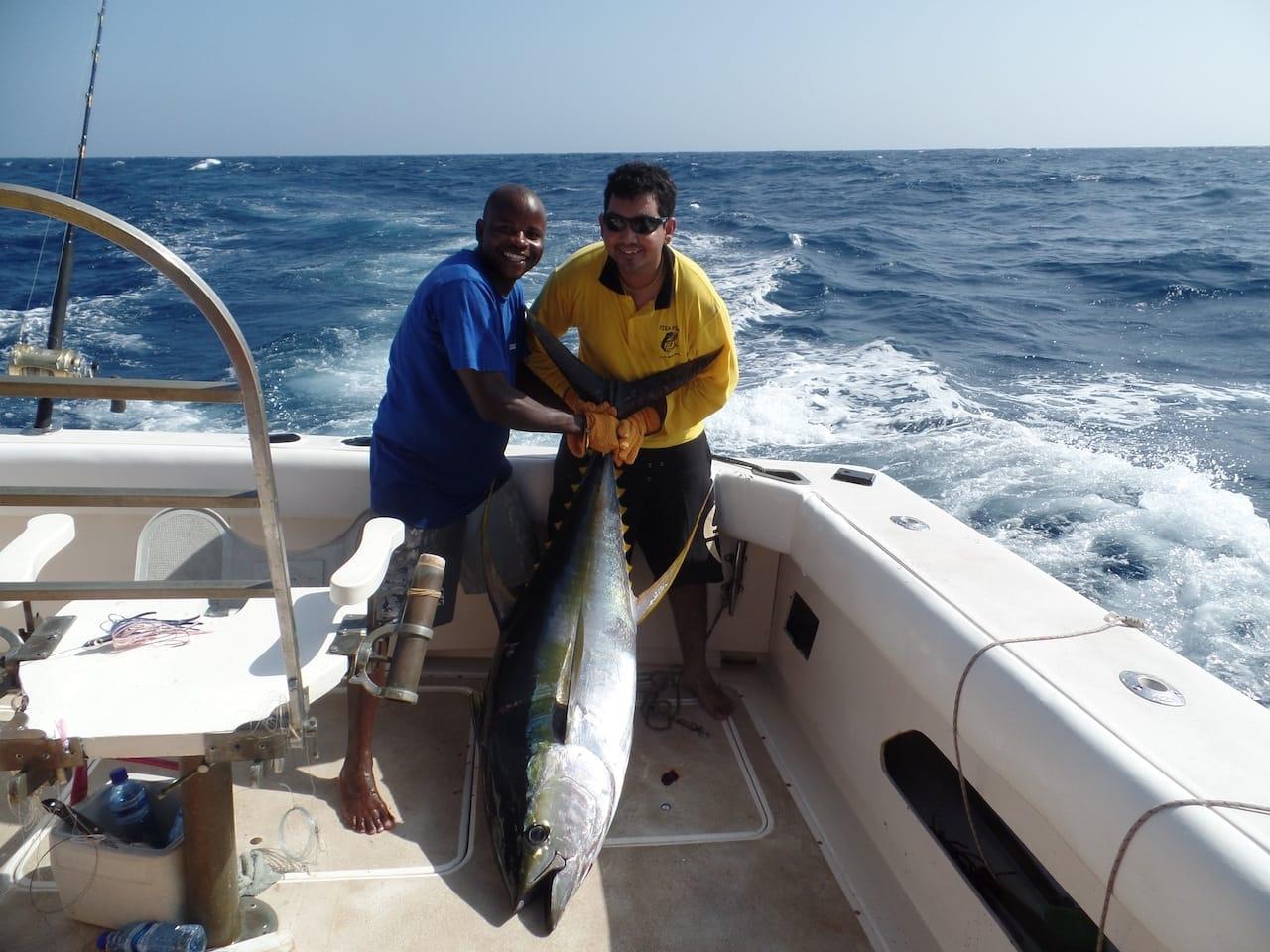 tuna catch diani